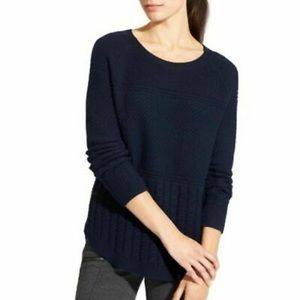 Athleta Borealis Wool Sweater